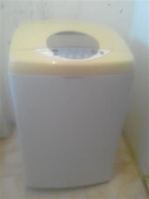 7.2kg samsung top load washing machine