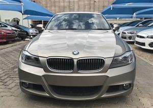 2011 BMW 3 Series 318i auto