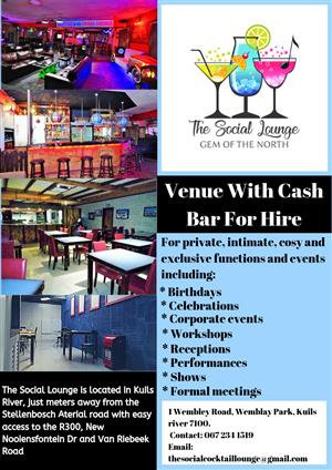 Functions and Events Venue