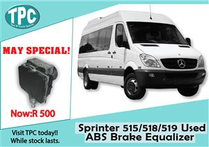 Mercedes Benz Sprinter 518/518/519 Used ABS Brake Equalizer for Sale at TPC