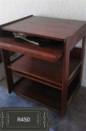 Wooden stand for sale