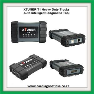 Truck tool XTUNER T1 Heavy Duty Trucks Auto Intelligent Diagnostic Tool Support WIFI