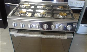 6 burner gasstove for sale