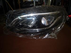B- CLASS FACELIFT W246 HEADLAMP AVAILABLE FOR SALE