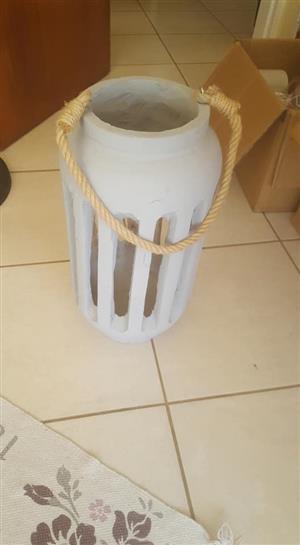 Gray hanger pot for sale