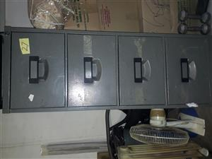 Steel filing cabinet deal! 4 drawer