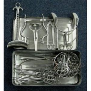 Surgical Set – Abdominal (42pc) R9100