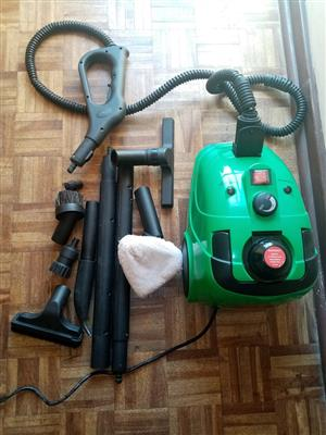 Gennesis jet steam cleaner