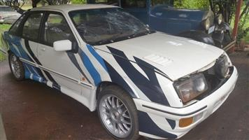 1980 Ford Sierra XR8