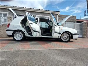 1997 VW Jetta 1.6