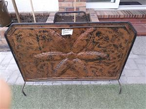 Fireplace screen for sale