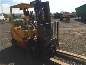 Doosan 2.4T L245 Gas Forklift Pre-Owned Other
