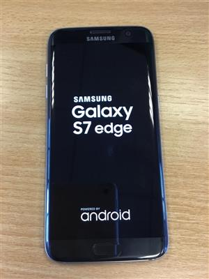 Very clean Samsung Galaxy S7 Edge, 32GB Black for sell