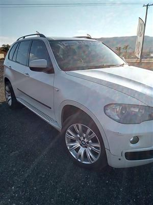 2007 BMW X series SUV X3 3.0d M Sport steptronic