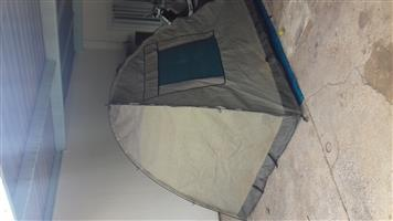 2/4 dome tent