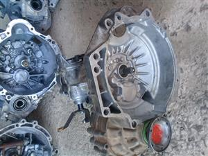 Buntum CVH 5 speed