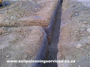 Gauteng Soil Poisoning Chemicals