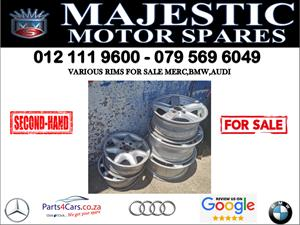 Various mags and rims for sale