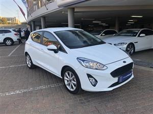 2019 Ford Fiesta 5 door 1.5TDCi Trend