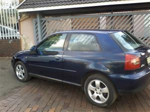 2001 Audi A3 1.8T SE auto