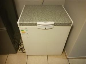 Defy 195 L White Chest Freezer for sale