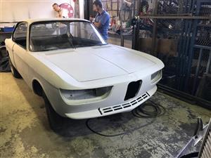 1969 BMW 2000cs Project Car