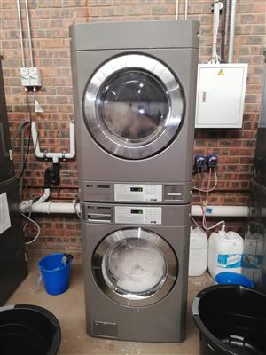 LG Commercial Washing machines and Dryers