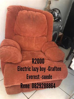 Electric lazy boy for sale