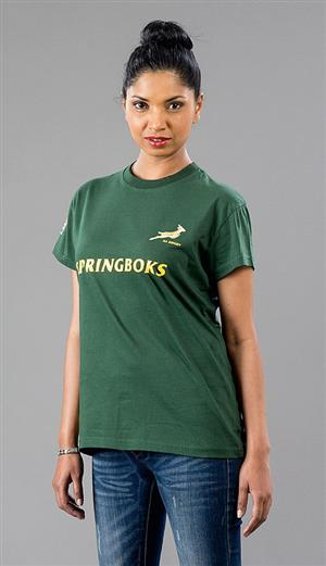 Springbok T-Shirt - Mens and Womens