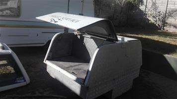 Fieldservice toolbox for 1ton bakkie
