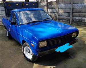 1987 Nissan 1400