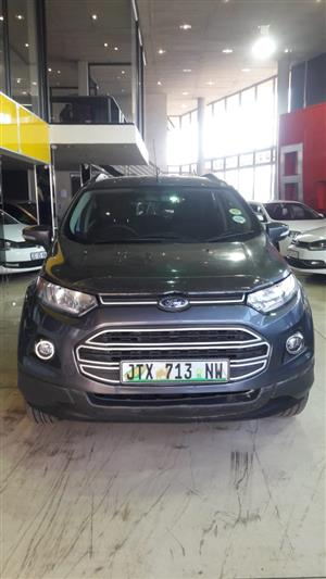 2017 Ford EcoSport 1.5TDCi Trend