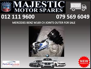 Mercedes benz W169 cv joints for sale