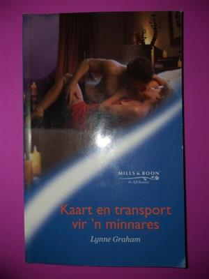 Kaart En Transport Vir N Minnares - Lynne Graham – Mills And Boon.