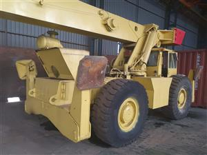 18 Ton Crane