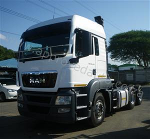 2015 MAN TGS 26-440 6×4 Truck Tractor - AA3024