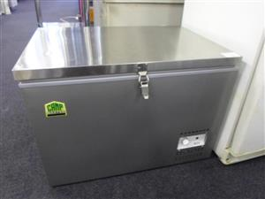 Stainless Steel Camp Master Freezer