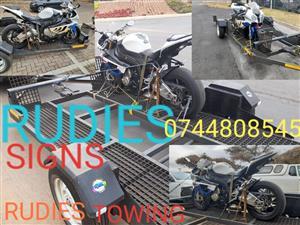 RUDIES SIGNS 0744808545
