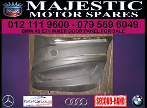 Bmw E71 inner door panel for sale
