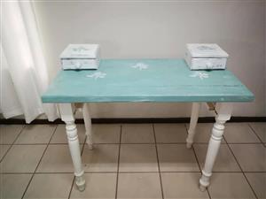 1x nail table