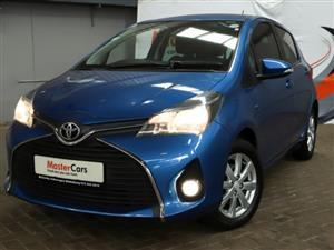 2015 Toyota Yaris 1.3 5 door T3+ automatic
