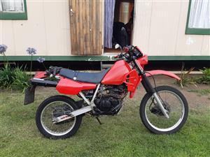 1987 Kawasaki KX250T Four Stroke