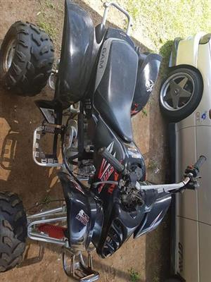 Forsale - 4wheel 110cc sam 3 speed