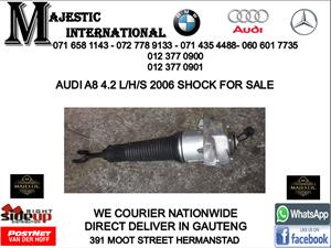 Audi A8 4.2 shocks for sale used