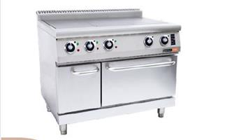 ANVIL 3 PLATE STOVE WITH OVEN - ELECTRIC-COA4003