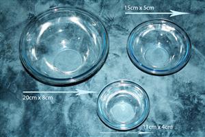 22 Piece Glassware Set