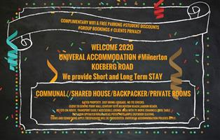 2020 AFFORDABLE BUDGET ACCOMMODATION MILNERTON KOEBERG ROAD R1700