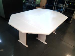 2 Tone 6 seater boardroom table