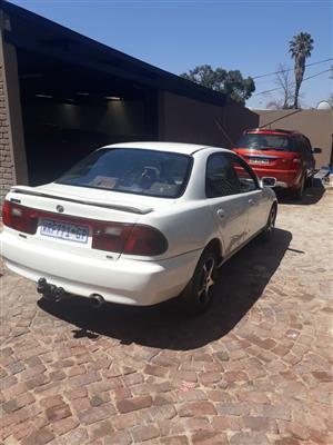 1996 Mazda Etude