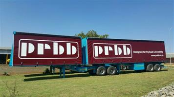New 2020 PRBB Tautliner Interlinks